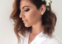 31 wedding hairstyles for short to mid length hair Short Hair Wedding Styles Bridesmaid Ideas