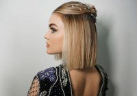 33 amazing prom hairstyles for short hair 2020 Short Hair Style For Prom Inspirations