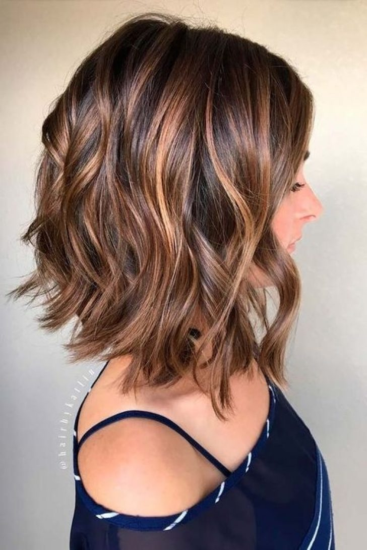 Permalink to Fresh Medium Short Hairstyles For Thick Hair Gallery