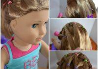 40 cute beautiful american girl doll hairstyles 2020 guide Hairstyles For Your American Girl Doll With Short Hair Ideas