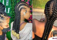 40 latest black braided hairstyles 2020 stunning braids to Black Braid Hair Styles Choices