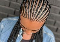 50 cool cornrow braid hairstyles to get in 2020 in 2020 Small Cornrow Hairstyles