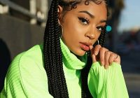 50 cool cornrow braid hairstyles to get in 2020 Small Cornrow Hairstyles