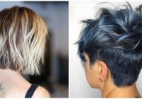 50 quick and fresh short hairstyles for fine hair in 2020 Short Style Haircuts Inspirations