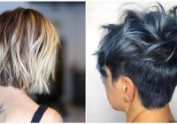 50 quick and fresh short hairstyles for fine hair in 2020 Short Stylish Haircuts For Thin Hair Inspirations