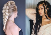 50 types of braids hairstyles to try in 2020 hairdo hairstyle Different Hair Braid Styles Choices