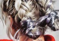 51 cute braids for short hair short braided hairstyles for French Braid Ideas For Short Hair Choices