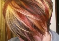 51ffc1ac80fe3497be58525645aa3d71 540960 pixels red Short Spiky Red Hair With Blonde Highlights Choices