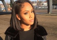 6 short relaxed hair looks from instagram thatll make you Hairstyles For Relaxed African American Hair Designs
