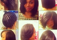 60 chicest sew in hairstyles for black women 2020 Sew In Weaves Hairstyles African American Ideas