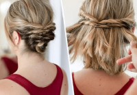 60 easy hairdos for women with short hair hairstylecamp Easy Hairdos For Short Hair Inspirations