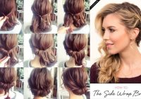 60 easy step step hair tutorials for long mediumshort Easy Style For Short Hair Ideas