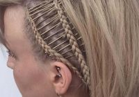 73 stunning braids for short hair that you will love Hairstyles For Short Straight Hair Braids Choices