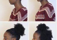 Awesome 10 easy ways to style short natural hair natural hair Easy Hairstyles For Natural African American Hair Designs
