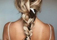 Awesome 10 effortlessly stylish hairstyles for thick wavy hair Braided Hairstyles For Thick Curly Hair Ideas