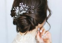 Awesome 10 gorgeous wedding updos for short hair Maid Of Honor Hairstyles For Short Hair Choices