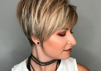 Awesome 10 hi fashion short haircut for thick hair ideas 2020 Styling Tips For Short Thick Hair Choices