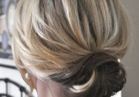 Awesome 10 updo hairstyles for short hair popular haircuts Everyday Updos For Short Hair Ideas