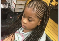 Awesome 103 adorable braid hairstyles for kids Child Hair Braiding Styles Inspirations