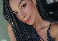 Awesome 105 best braided hairstyles for black women to try in 2020 Braid Black Hair Hairstyles Female Inspirations
