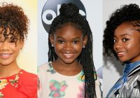 Awesome 14 easy hairstyles for black girls natural hairstyles for kids African American Hairstyles To Do At Home Ideas