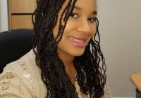 Awesome 14 hottest micro braids for the ultimate protective style Hairstyles For Micro Braid Hair Inspirations