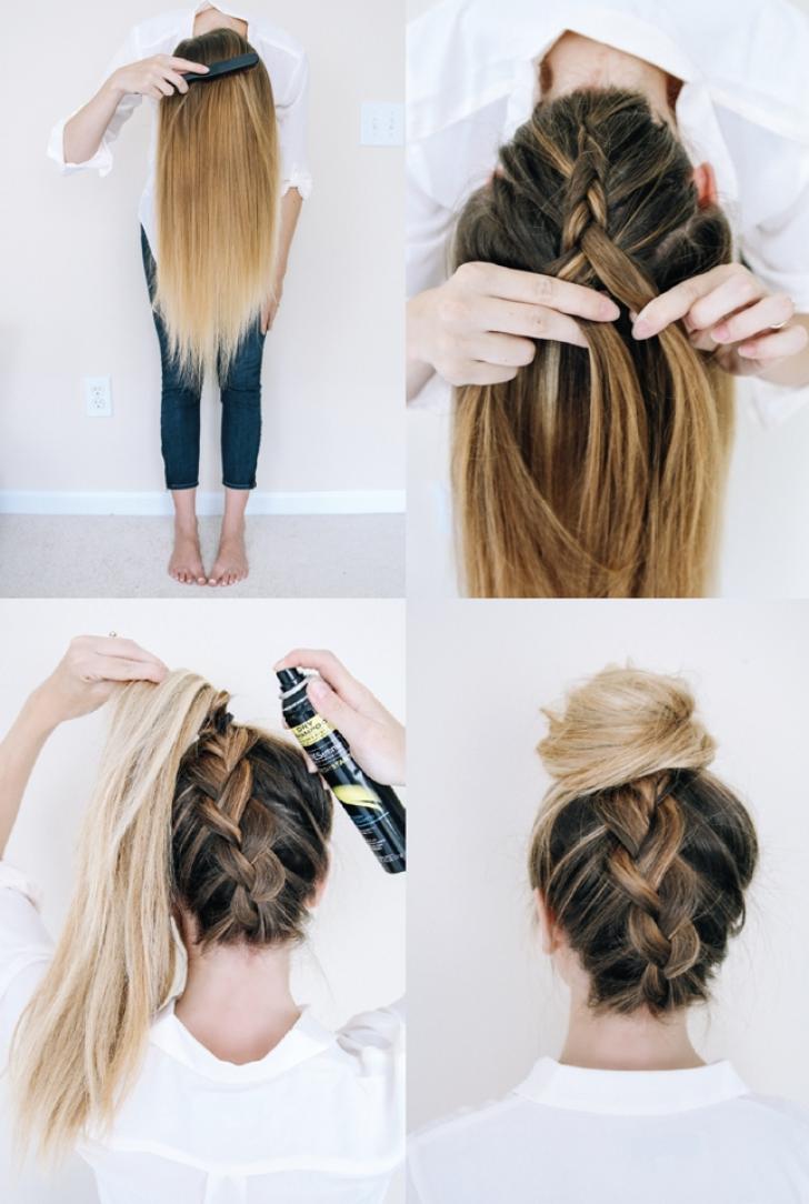Permalink to 11 Fresh Easy Braid Styles For Long Hair Gallery