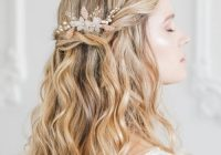 Awesome 15 beautiful hairstyles for bridesmaids in 2020 the trend Braided Hair For Bridesmaids Ideas
