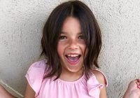 Awesome 18 cutest short hairstyles for little girls in 2020 Hairstyles For Short Curly Hair Little Girl Choices