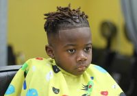 Awesome 20 best easy african american black boy hairstyles atoz African American Boy Hairstyles