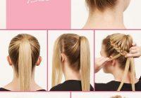 Awesome 20 pretty braided updo hairstyles popular haircuts hair Braided Hair Bun Styles Choices