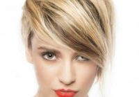 Awesome 20 short hair with fringe Cute Short Hairstyles With Long Bangs Choices
