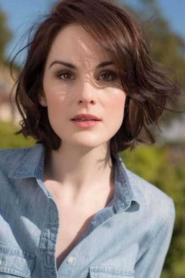 Permalink to 11 Fresh Short Haircuts For Square Faces Ideas