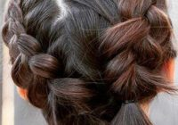 Awesome 20 stunning updos for short hair in 2020 the trend spotter Short Hair Styles Updos Ideas