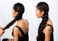 Awesome 21 braids for long hair with step step tutorials Braid Ideas For Long Thick Hair Choices