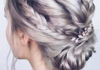 Awesome 21 fancy prom hairstyles for long hair lovehairstyles Prom Hairstyles For Long Hair Updos With Braids Ideas