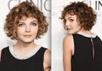 Awesome 22 inspiring short haircuts for every face shape Short Haircuts For Curly Hair Long Face Inspirations