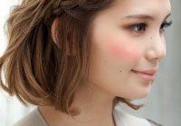 Awesome 22 super cute braided short haircuts hairstyles weekly Hairstyle Ideas Short Hair Ideas