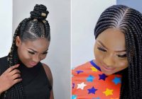 Awesome 23 african hair braiding styles were loving right now Black Hair Braids Styles Ideas