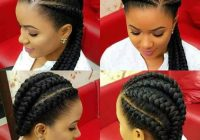 Awesome 24 amazing prom hairstyles for black girls for 2020 Quick African American Hairstyles Designs