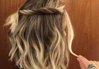 Awesome 25 best simple and cute updos for short hair short haircuts Cute Updo Ideas For Short Hair Choices