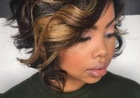 Awesome 30 best hair color ideas for black women African American Hairstyles With Blonde Highlights