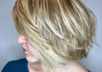 Awesome 31 cute easy short layered haircuts trending in 2020 Short Layered Haircuts With Bangs Choices