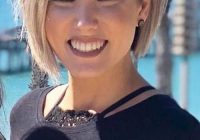 Awesome 37 best short hairstyles for round faces eazy glam Best Short Hairstyle For Round Face Female Choices