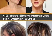 Awesome 40 best short hairstyles for women 2019 trendy short Stylish Short Hair Styles Inspirations