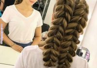 Awesome 40 cute and easy braided hairstyle tutorials Braid Ideas For Long Hair Pinterest Choices