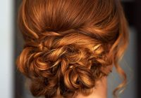 Awesome 40 quick and easy updos for medium hair Quick Braided Hairstyles For Medium Hair Choices
