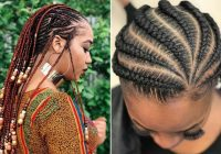 Awesome 43 trendy ways to rock african braids stayglam Trendy Hairstyles Braids Choices