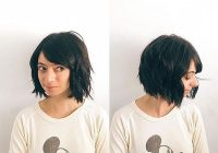 Awesome 45 best short hairstyles for thick hair 2019 Cute Short Haircuts For Thick Hair And Round Faces Ideas