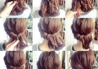 Awesome 48 sexy and sassy updos for short hair Elegant Styles For Short Hair Ideas